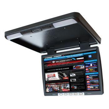 190LCD 19 tuuman LCD RCA HDMI 12VDC Kattonäyttö autoihin