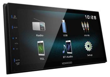 Kenwood DMX120BT pesätön Bluetooth multimediasoitin