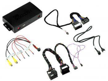 Audi ADVM-AU6 Adaptiv Mini HDMI Kamera lisäadapteri