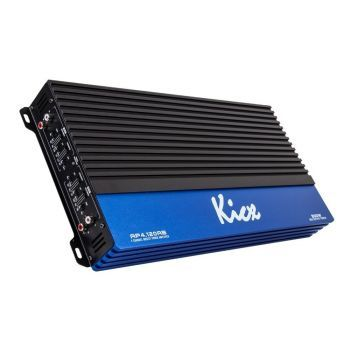 KICX AP 4.120AB 4-kanavainen autovahvistin