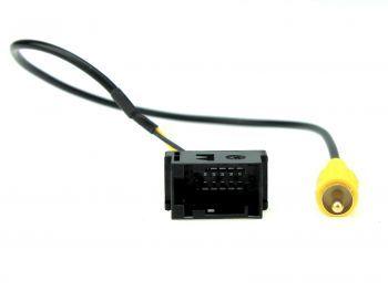 CAM-FD1-RT Ford alkuperäinen peruutuskamera jälkiasennettuun autosoittimeen adapteri