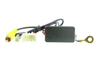 CAM-KI2-RT Kia alkuperäinen peruutuskamera jälkiasennettuun autosoittimeen adapteri