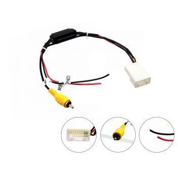 CAM-TY1-RT Toyota alkuperäinen peruutuskamera jälkiasennettuun autosoittimeen adapteri