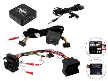 CTABMBT009 BMW Bluetooth Hands Free – Audiostreamaus – Aux