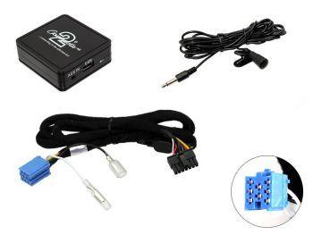 CTACTBT001 Citroen Bluetooth Hands Free – Audiostreamaus – Aux