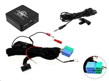 CTASKBT001 Skoda Bluetooth Hands Free – Audiostreamaus – Aux