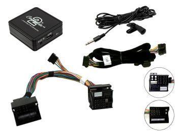 CTAVXBT001 Opel Bluetooth Hands Free – Audio Streamaus – Aux