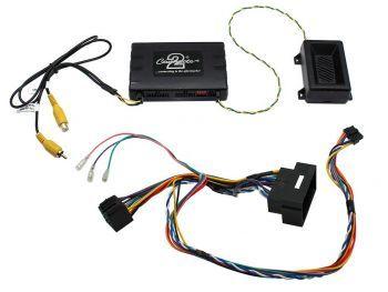 Jeep CTUJP01 Rattisäädinadapteri + infoadapteri