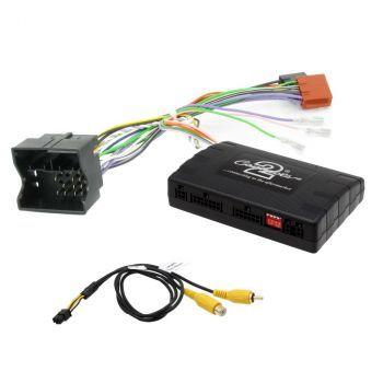 Skoda CTUSK01 Rattisäädinadapteri + infoadapteri
