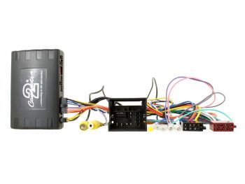 VW CTUVW03 Rattisäädinadapteri + infoadapteri