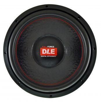 DLE Full Force FF15D2-MK2 - 15 tuuman / 35cm subwoofer elementti
