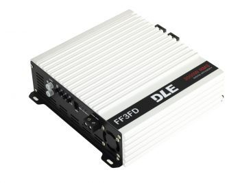 DLE FF3FD mono autovahvistin 3000W RMS