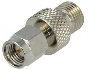 SMA naaras - FME uros adapteri digiboksiin ja antenniin