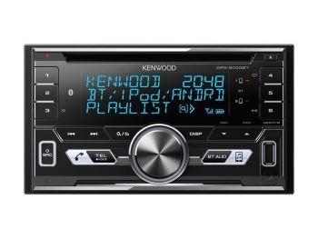 Kenwood DPX-5100BT – 2DIN Bluetooth DSP aikaviive autosoitin