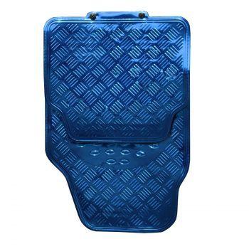 Race-mattosarja sininen L001XBL Lattiamatto