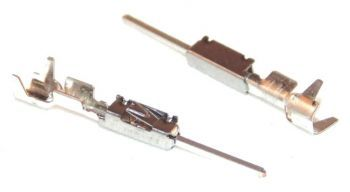 MQS Piikkiliitin 0.5-0.75mm² 1kpl