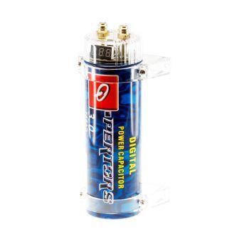 Q-PERTORS 3.0F Sininen Kondensaattori 3 farad
