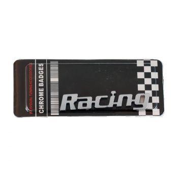 RACING Merkkilaatta