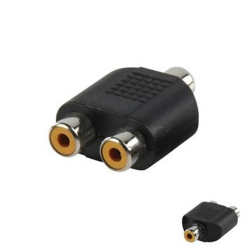 RCA 036 RCA naaras x 2 – RCA naaras x 1 RCA adapteri