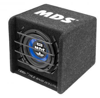 "MDS RTX10S1-EBE 10"" Koteloitu subwoofer"