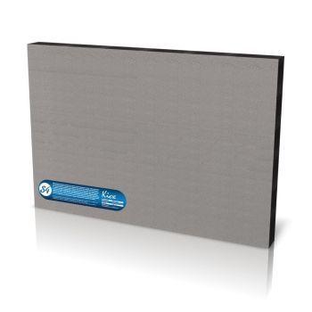 KICX S4 tarrapintainen elastinen lämpö ja äänieriste 4mm x 0.42m2