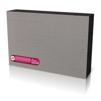 KICX S8 tarrapintainen elastinen lämpö ja äänieriste 8mm x 0.42m2