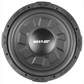 MDS Fanatic XTR60012D2 SLIM - 12 tuuman / 30cm slim subwoofer elementti