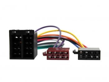CT20UV02 Connects2 autokohtainen johtosarja – ISO