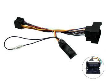 CTHUE-BM1 BMW autokohtainen CAN - ISO johtosarja