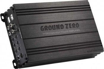 Ground Zero GZHA mini FOUR-K 24V autovahvistin
