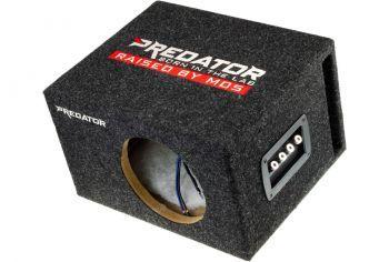 "MDS Predator PE06S Reflex 6"" Subwoofer kotelo, tuplaterminaali"