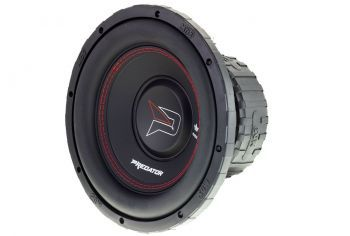 MDS Predator PS10 500D2 - 10 tuuman / 25cm subwoofer elementti