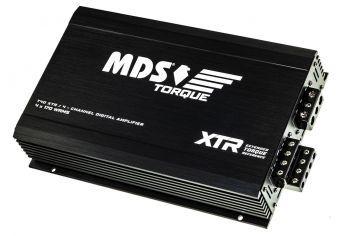 MDS Torque T4D XTR 4-kanavainen autovahvistin