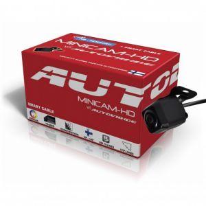 Autoviihde MINICAM-HD pieni ja luotettava peruutuskamera yönäöllä