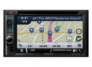 Kenwood DNX317BTS Navigointi multimediasoitin