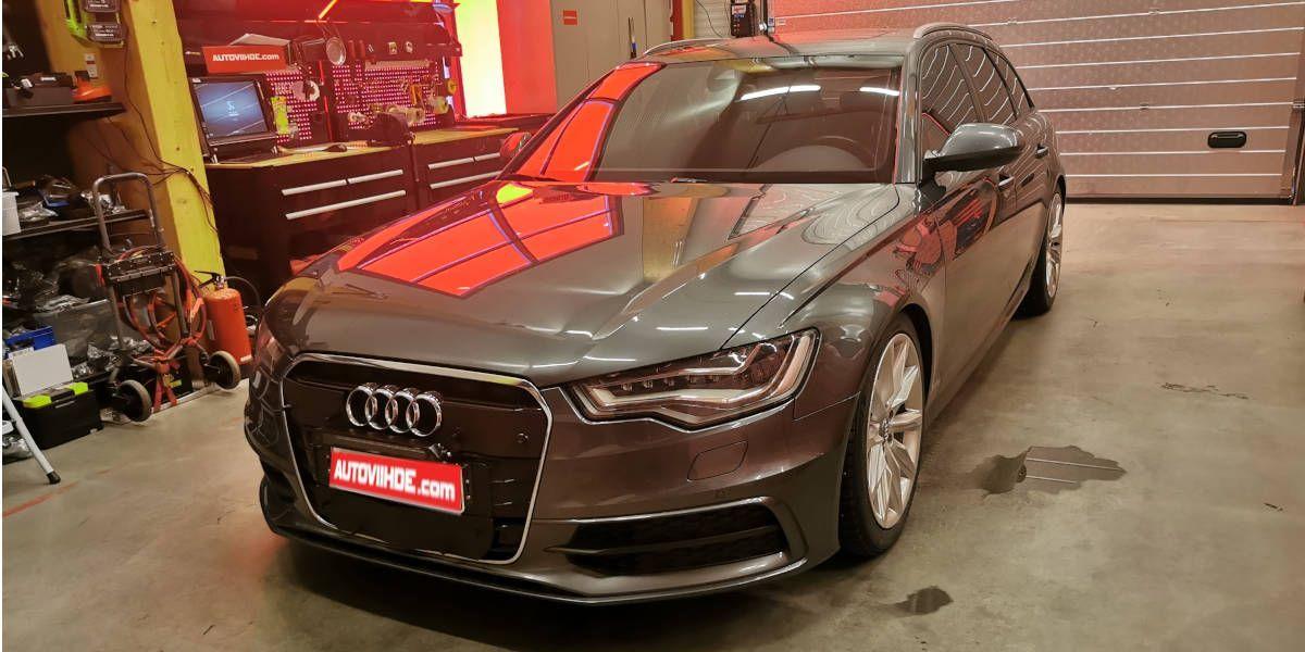 Audi A6 Quatro 2010-2018