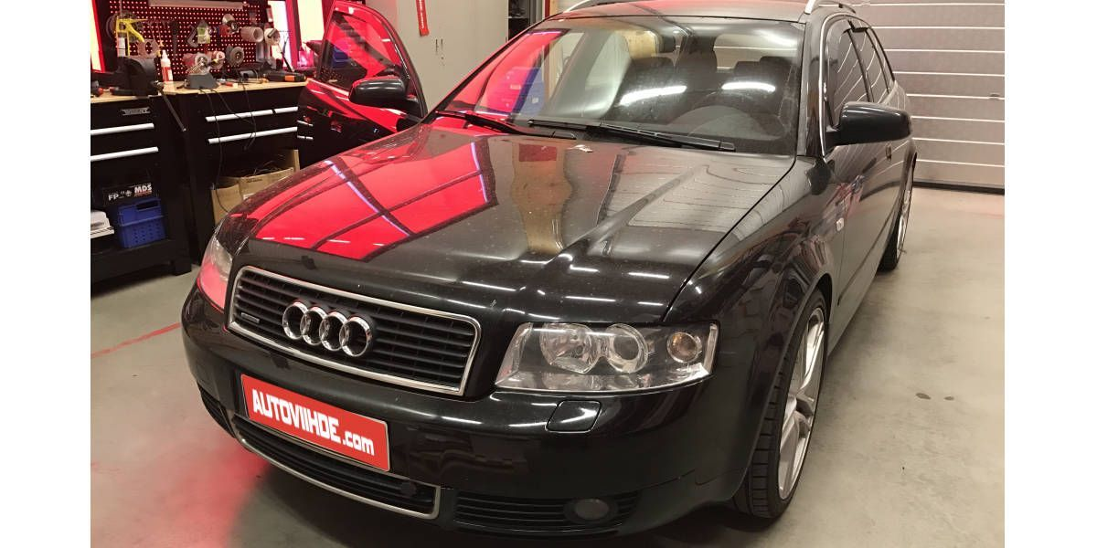 Audi A4 2001-2008