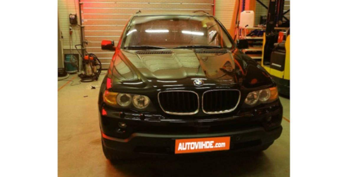 BMW X5 1999–2006