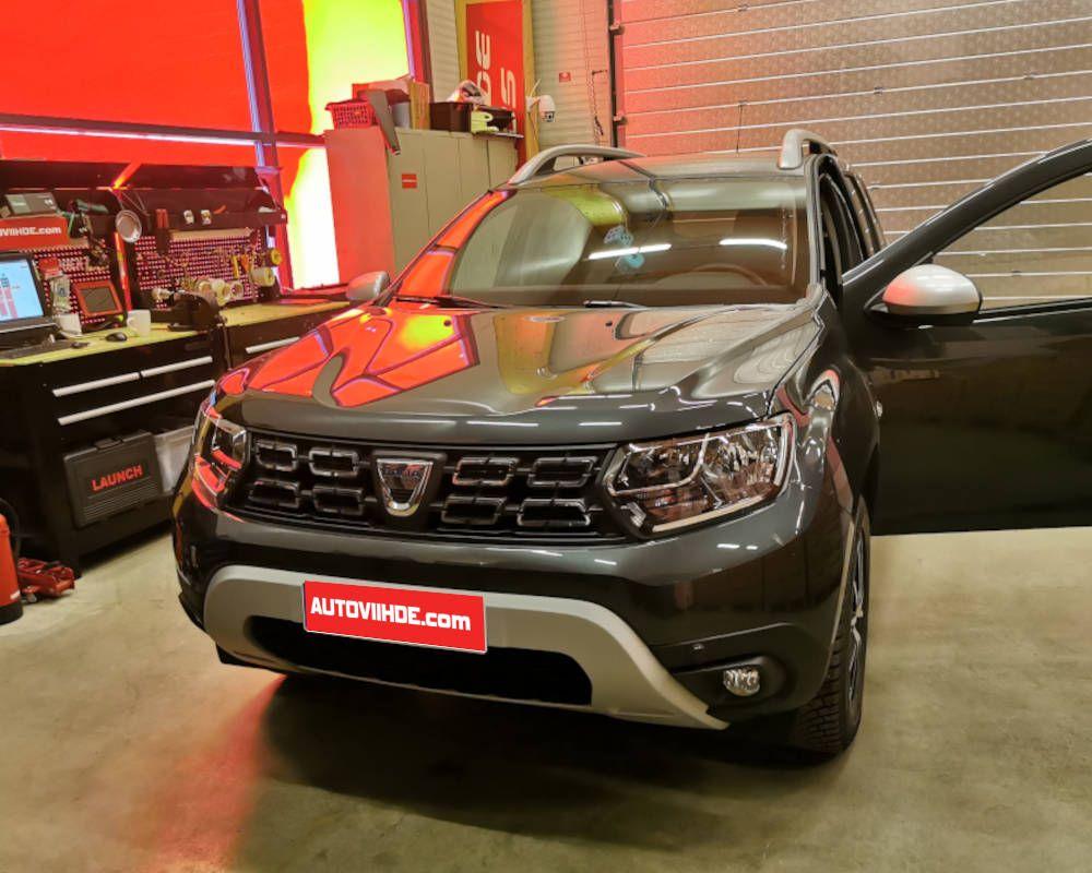 Dacia Duster 2018-2021