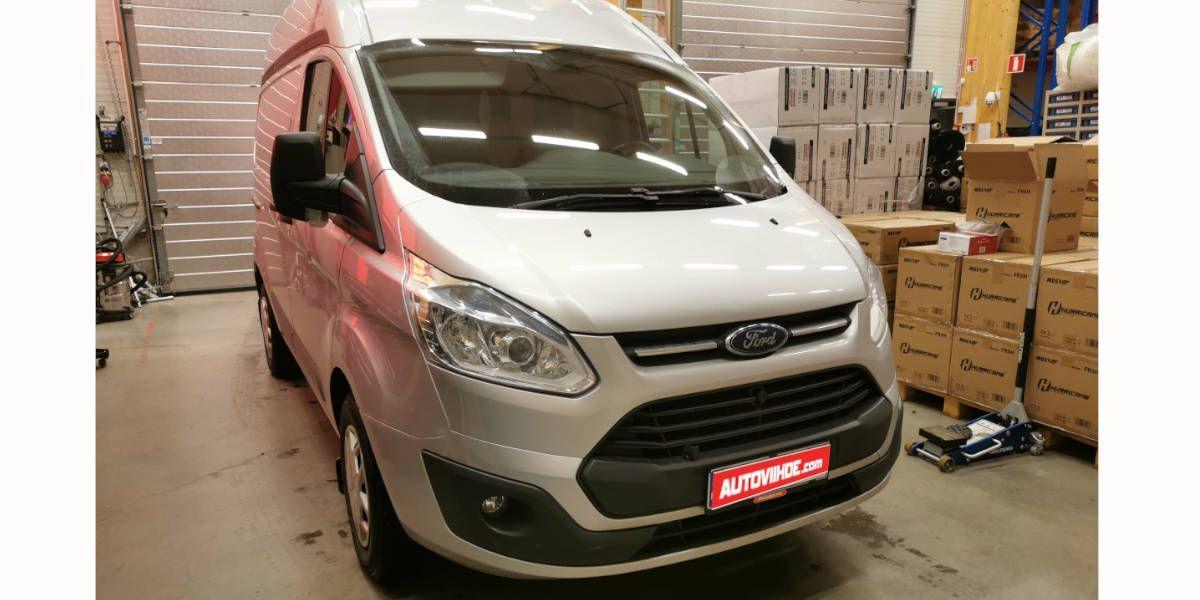 Ford Transit Custom 2012-2020