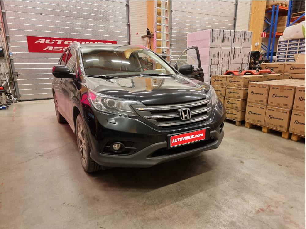 Honda CR-V IV 2011–2018