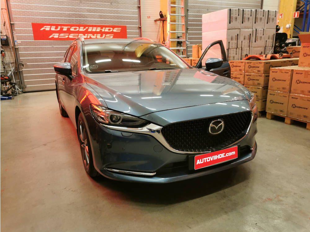 Mazda 6  2012-2021