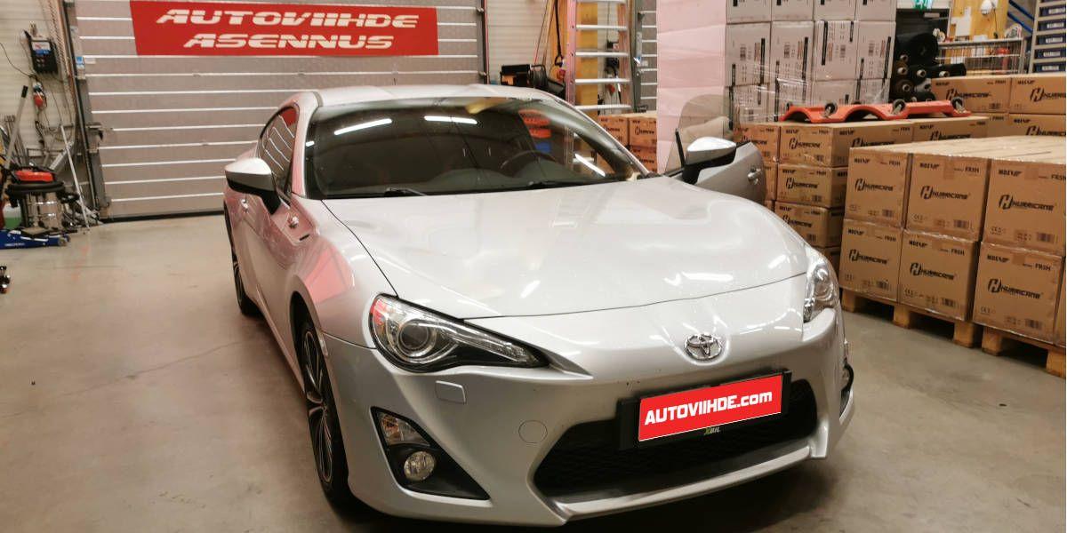 Toyota GT86 2010-2020