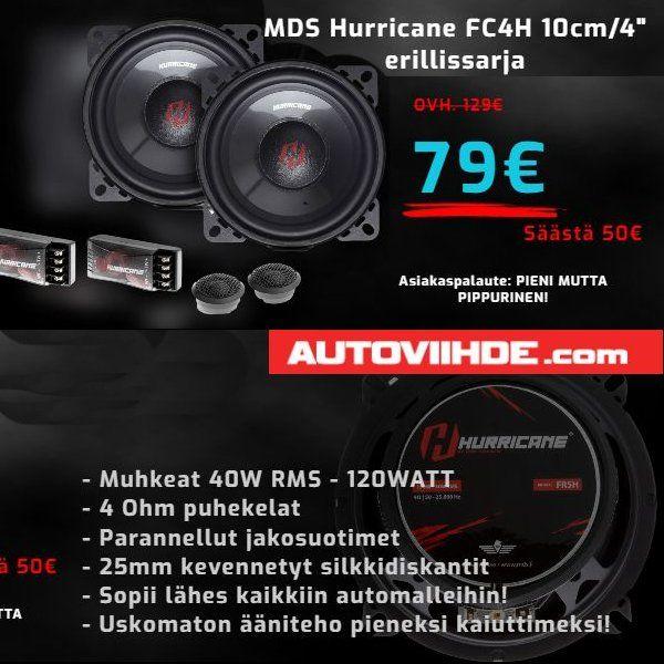 MDS FC4H erillissarja